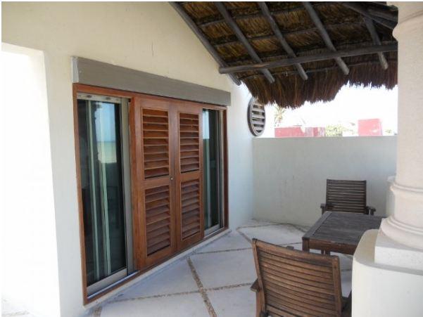 Ocean front beach villa Chuburna Yucatan Mexico REDUCED