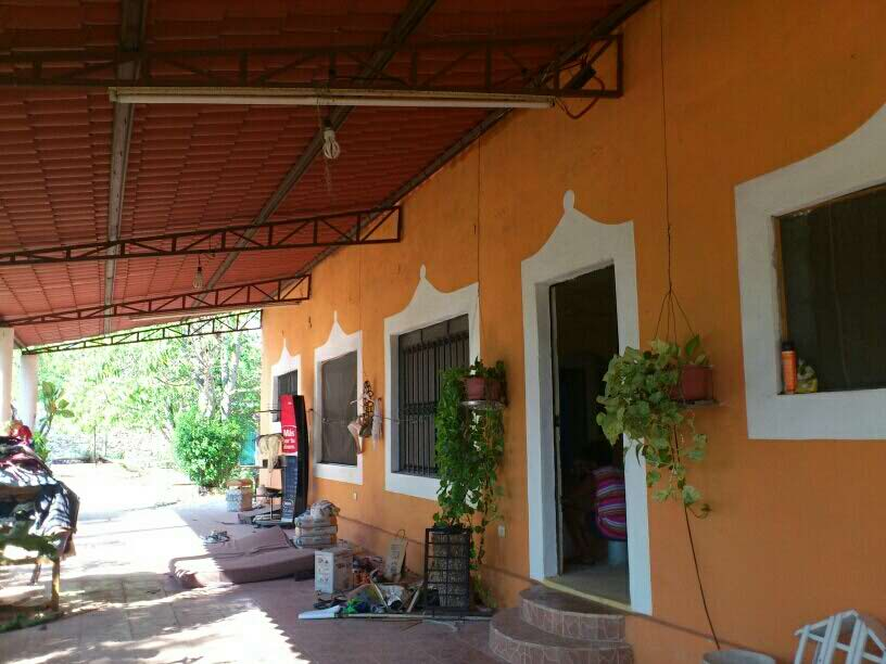 Country house with huge lot in Dzununcan,Yucatan, 2 km from Merida