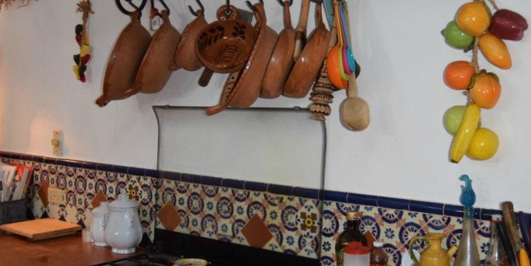 Kitchen-Stove Hood