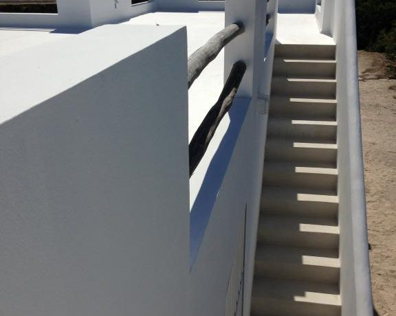 6 Roof Stair